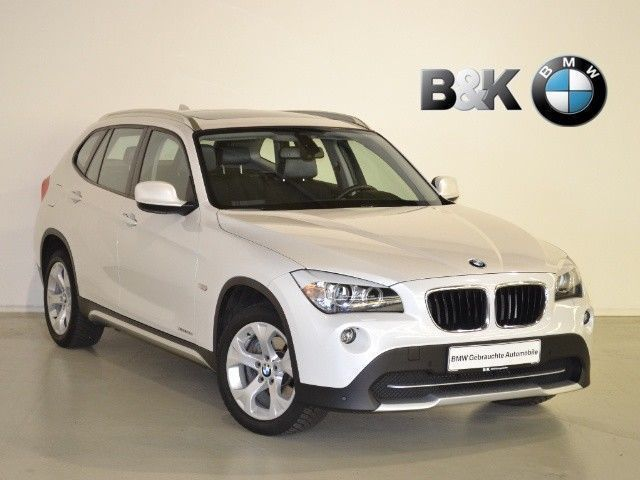 verkauft bmw x1 xdrive18d automatik n gebraucht 2013. Black Bedroom Furniture Sets. Home Design Ideas