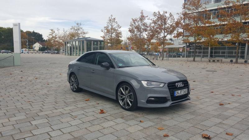 Audi A3 Limousine Gebraucht : verkauft audi a3 2 0 tdi limo 3 x s li gebraucht 2016 km in ingolstadt ~ Aude.kayakingforconservation.com Haus und Dekorationen