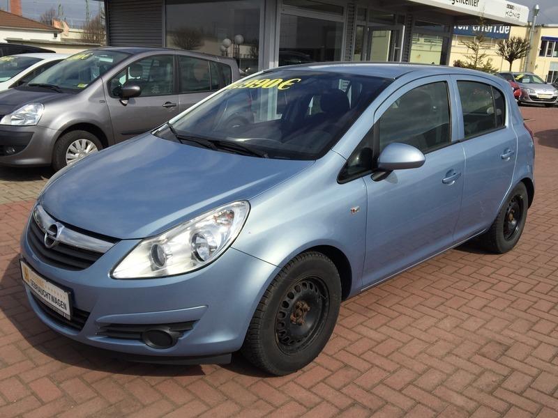 gebraucht Opel Corsa D 1.2 Edition