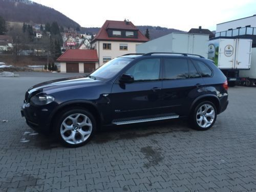 verkauft bmw x5 x drive 20 zoll f gebraucht 2007. Black Bedroom Furniture Sets. Home Design Ideas