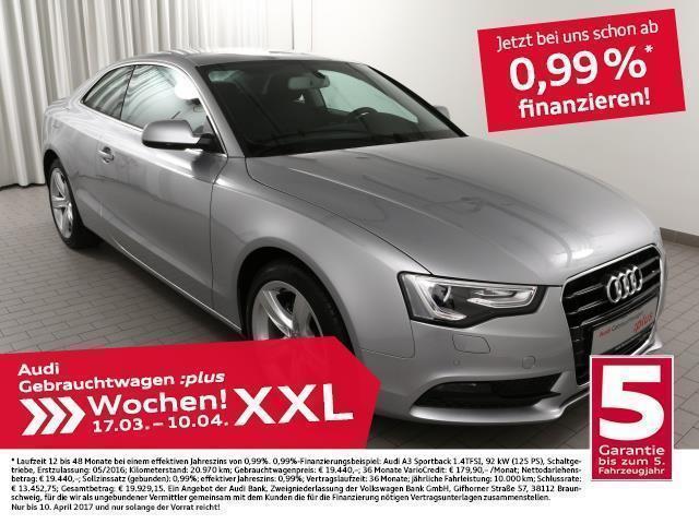 gebraucht Audi A5 Coupé 1.8 TFSI (Navi Xenon Einparkhilfe)