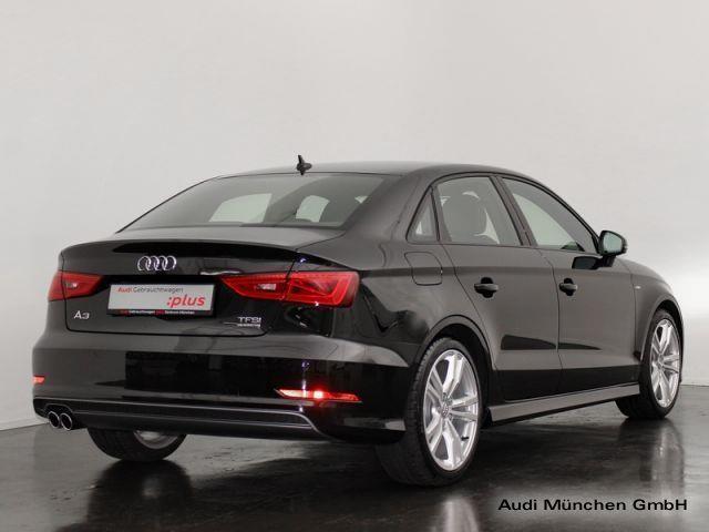 Audi A3 Limousine Gebraucht : verkauft audi a3 limousine 1 8 tfsi qu gebraucht 2015 km in eching ~ Aude.kayakingforconservation.com Haus und Dekorationen