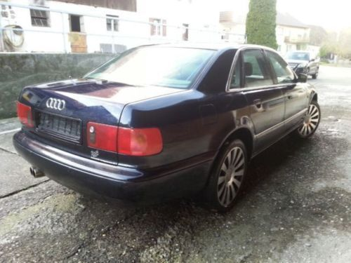 verkauft audi a8 2 8 quattro gebraucht 1997 km in cuxhaven. Black Bedroom Furniture Sets. Home Design Ideas