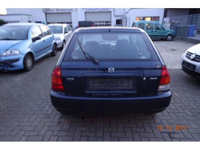 Verkauft Mazda 323 P 1 4 Exportfah Gebraucht 1998 169 400 Km