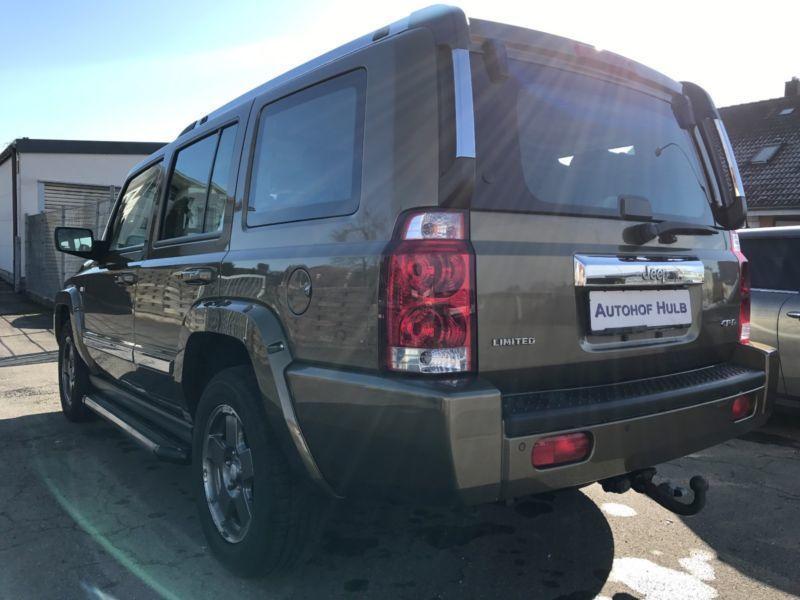 commander gebrauchte jeep commander kaufen 63 g nstige autos zum verkauf. Black Bedroom Furniture Sets. Home Design Ideas