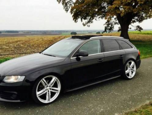 Verkauft Audi A4 Bj 2008 Gebraucht 2008 180000 Km In Friedeburg