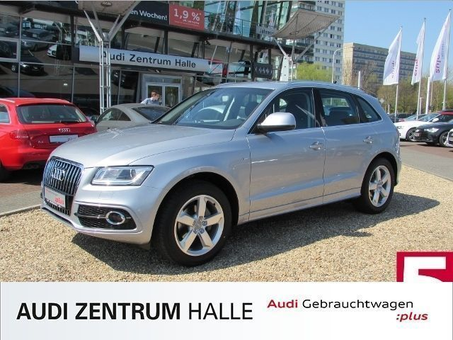 verkauft audi q5 gebraucht 2014 km in halle autouncle. Black Bedroom Furniture Sets. Home Design Ideas