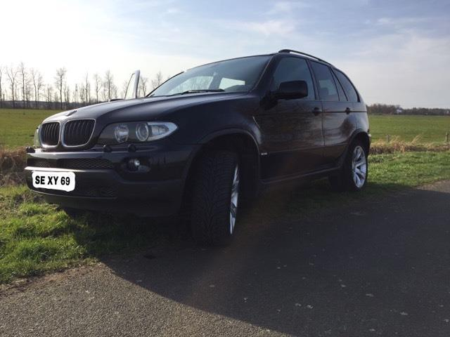 verkauft bmw x5 3 0 d gebraucht 2005 km in albersdorf. Black Bedroom Furniture Sets. Home Design Ideas