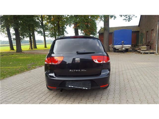 verkauft seat altea xl 1 9 tdi dpf com gebraucht 2009 km in ahaus. Black Bedroom Furniture Sets. Home Design Ideas