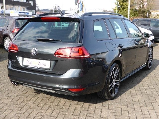 verkauft vw golf vii variant gtd dsg gebraucht 2015 km in bielefeld. Black Bedroom Furniture Sets. Home Design Ideas