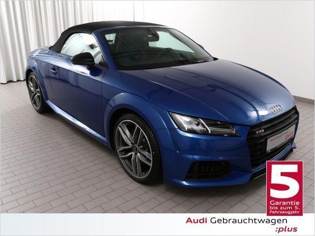 gebraucht Audi TT Roadster TTS Roadster S-Sitze/LED/NAV+/Kopfhzg./19Z