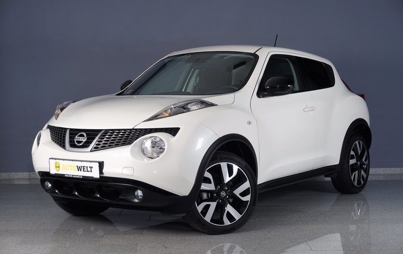 verkauft nissan juke 1 6 n tec navi al gebraucht 2014 km in d sseldorf. Black Bedroom Furniture Sets. Home Design Ideas