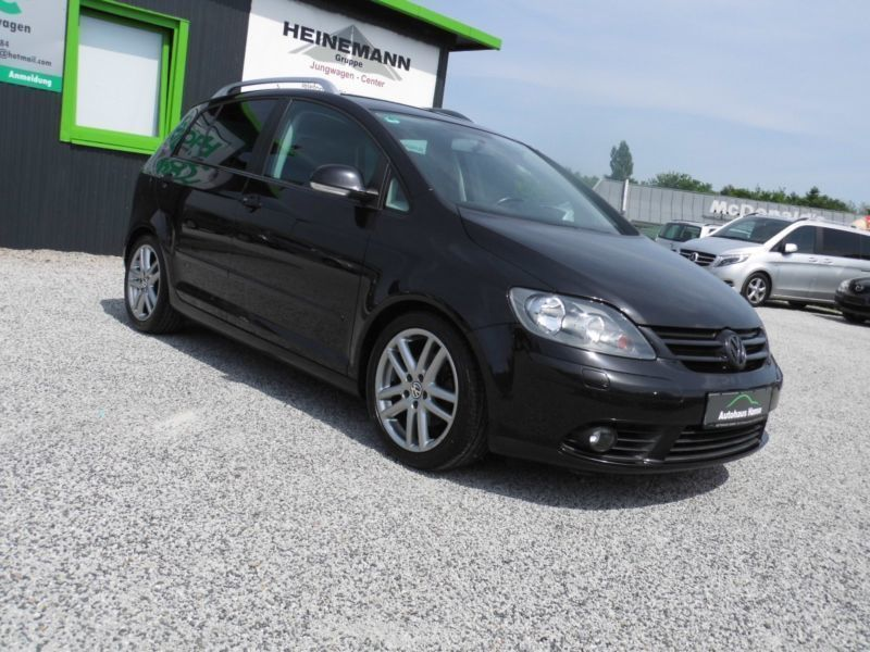 verkauft vw golf v plus tour black lab gebraucht 2007. Black Bedroom Furniture Sets. Home Design Ideas
