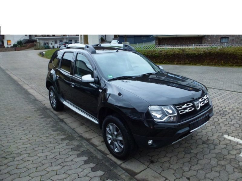 verkauft dacia duster tce 125 prestige gebraucht 2015 km in kobern gondorf. Black Bedroom Furniture Sets. Home Design Ideas