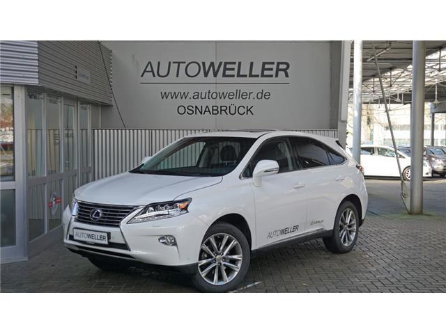 verkauft lexus rx450h rx 450h exe el gebraucht 2015 km in osnabr ck. Black Bedroom Furniture Sets. Home Design Ideas