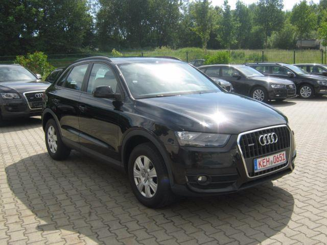 verkauft audi q3 2 0 tdi quattro gebraucht 2013 km in siegenburg. Black Bedroom Furniture Sets. Home Design Ideas