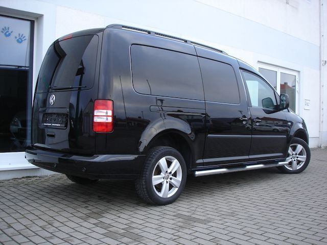 verkauft vw caddy maxi 2 0 tdi gebraucht 2012 km in esslingen. Black Bedroom Furniture Sets. Home Design Ideas