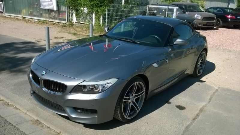 verkauft bmw z4 m paket roadster sdriv gebraucht 2012 km in mainz kastel. Black Bedroom Furniture Sets. Home Design Ideas