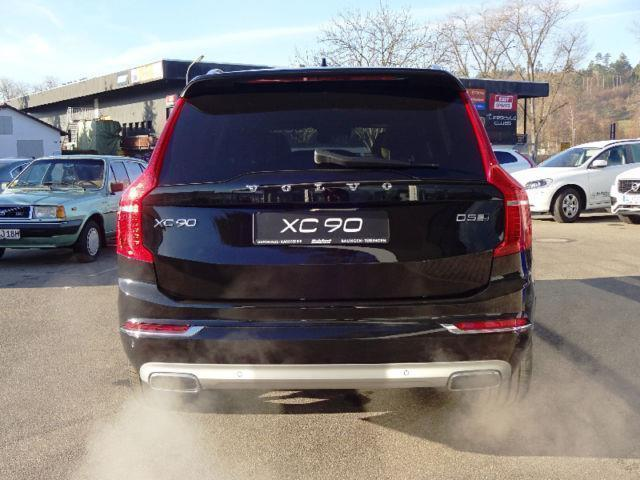 verkauft volvo xc90 d5 awd inscription gebraucht 2015 km in balingen. Black Bedroom Furniture Sets. Home Design Ideas