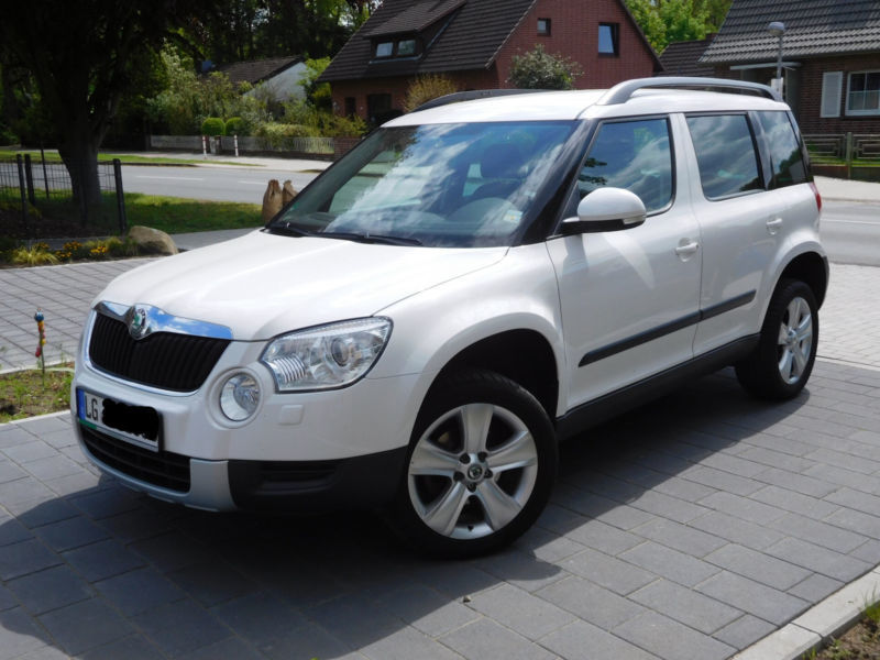 verkauft skoda yeti 1 8tsi experience gebraucht 2010 km in adendorf. Black Bedroom Furniture Sets. Home Design Ideas