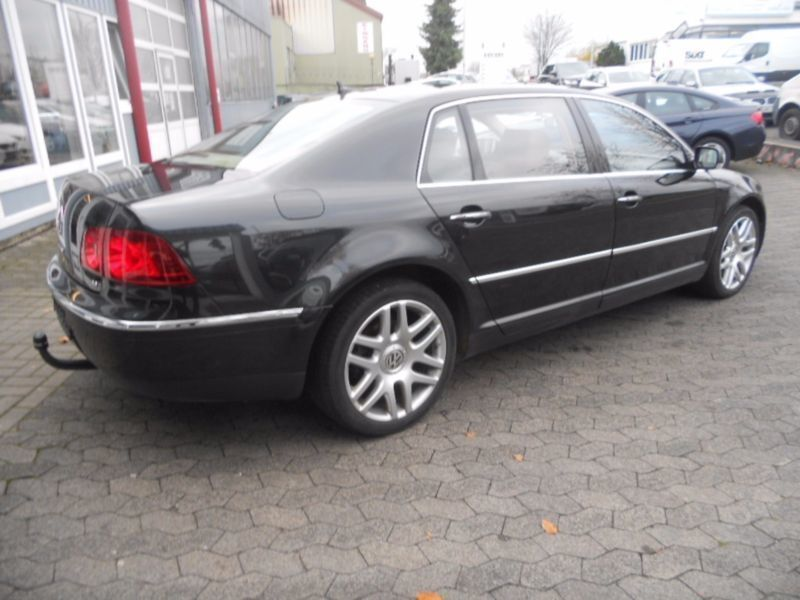 verkauft vw phaeton v6 tdi lang 4motion gebraucht 2008 km in fulda. Black Bedroom Furniture Sets. Home Design Ideas