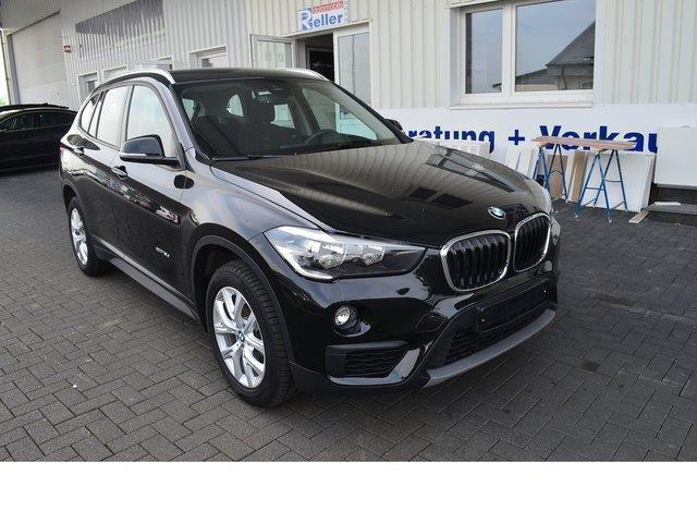 verkauft bmw x1 xdrive18d advantage a gebraucht 2016. Black Bedroom Furniture Sets. Home Design Ideas