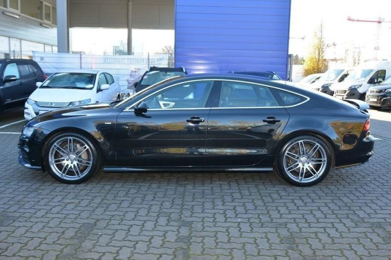 verkauft audi a7 3 0 tfsi quattro s tr gebraucht 2011 km in hamburg. Black Bedroom Furniture Sets. Home Design Ideas