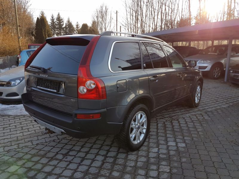 verkauft volvo xc90 d5 executive gebraucht 2005 km in kolbermoor. Black Bedroom Furniture Sets. Home Design Ideas
