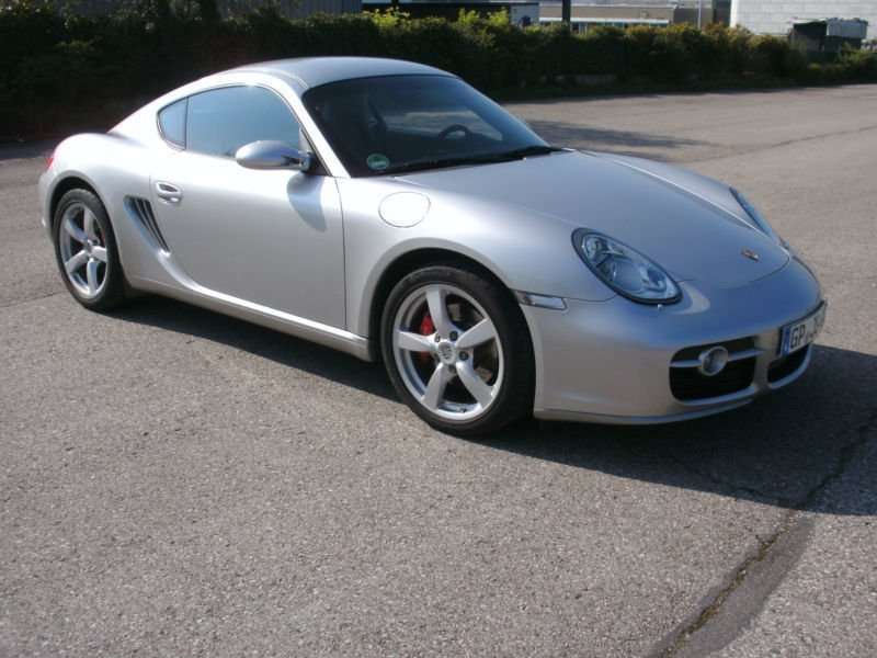 verkauft porsche cayman s gebraucht 2007 km in schlierbach. Black Bedroom Furniture Sets. Home Design Ideas