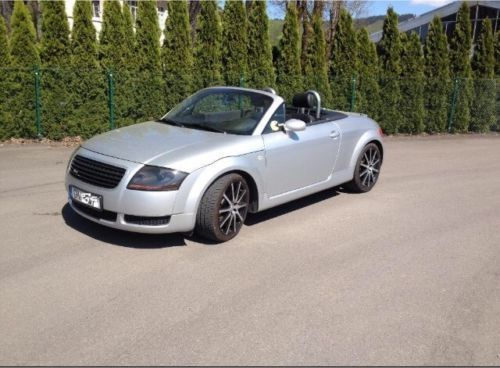 verkauft audi tt roadster 8n cabrio 1 gebraucht 1999 km in bergneustadt. Black Bedroom Furniture Sets. Home Design Ideas