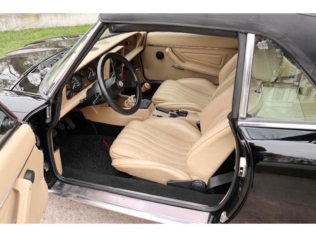 verkauft fiat 124 spider spider spider gebraucht 1985 km in wolfenb ttel. Black Bedroom Furniture Sets. Home Design Ideas