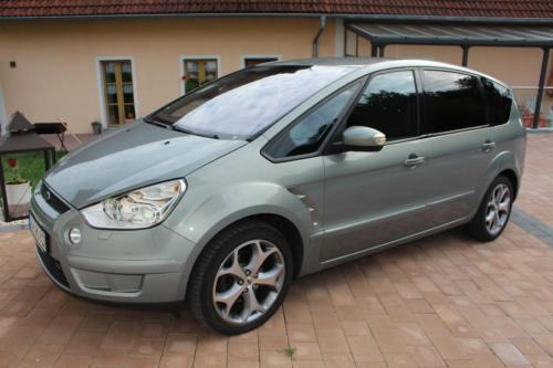 verkauft ford s max 2 2 tdci dpf titan gebraucht 2009 km in egglham. Black Bedroom Furniture Sets. Home Design Ideas