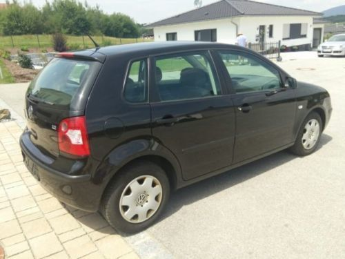 verkauft vw polo 9n 5 t rig gebraucht 2003 km in. Black Bedroom Furniture Sets. Home Design Ideas