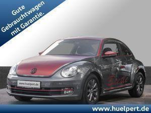 gebraucht VW Beetle 2.0 TDI Design NAVI GRA MF-Lenkrad (Einparkhilfe)