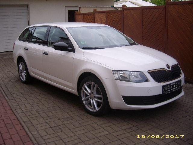 verkauft skoda octavia combi 1 2 tsi g gebraucht 2014 km in gotha. Black Bedroom Furniture Sets. Home Design Ideas