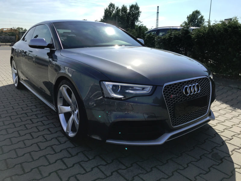 verkauft audi rs5 s tronic facelift na gebraucht 2012 km in neuss. Black Bedroom Furniture Sets. Home Design Ideas