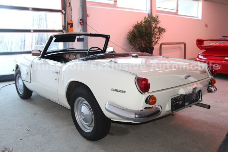 spitfire gebrauchte triumph spitfire kaufen 22 g nstige autos zum verkauf. Black Bedroom Furniture Sets. Home Design Ideas
