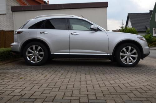 verkauft infiniti fx35 suv gel ndewage gebraucht 2006 km in herford. Black Bedroom Furniture Sets. Home Design Ideas