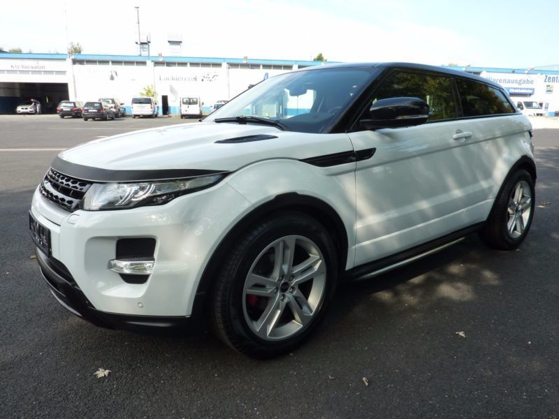 verkauft land rover range rover evoque gebraucht 2012 km in kempen. Black Bedroom Furniture Sets. Home Design Ideas