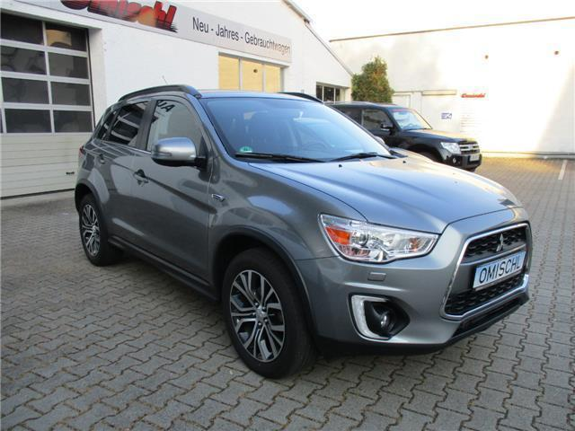 gebraucht top 2 2 di d 4wd 5 jahre garantie mitsubishi asx 2016 km in warstein. Black Bedroom Furniture Sets. Home Design Ideas
