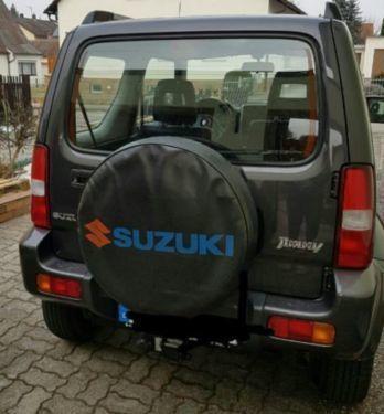 verkauft suzuki jimny gebraucht 2012 km in. Black Bedroom Furniture Sets. Home Design Ideas