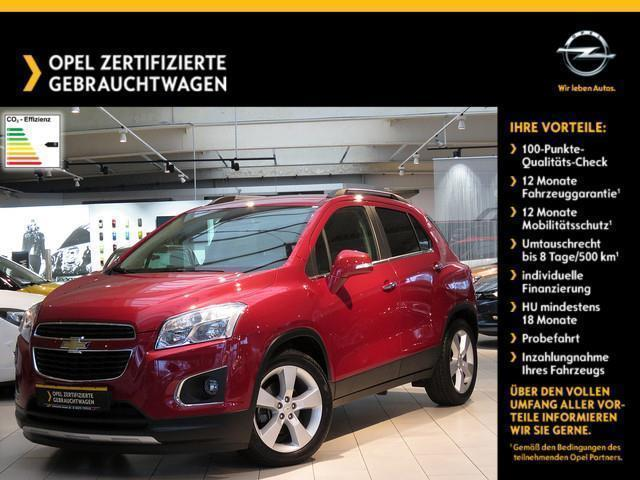 verkauft chevrolet trax 1 7td ls gebraucht 2014 km in berlin sch neberg. Black Bedroom Furniture Sets. Home Design Ideas