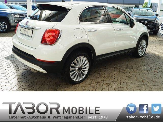 verkauft fiat 500x 1 6 lounge nav xeno gebraucht 2016 km in achern. Black Bedroom Furniture Sets. Home Design Ideas