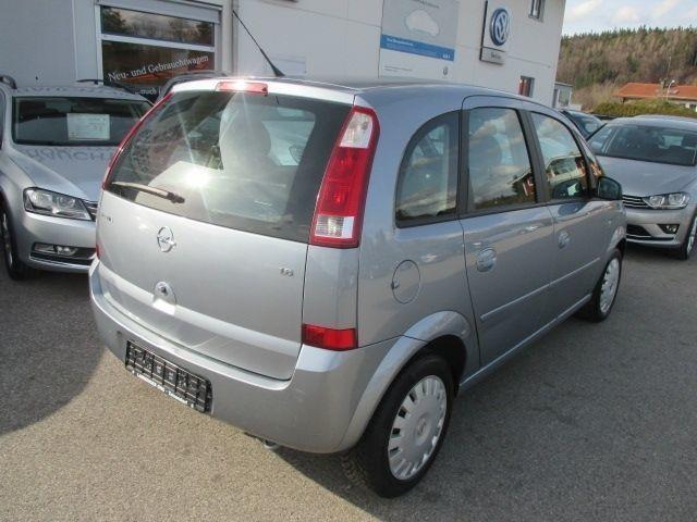 Verkauft Opel Meriva Cosmo AUTOMATIK, gebraucht 2005, 124 ...