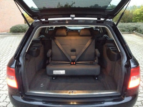 verkauft audi a6 avant 1 9 tdi s line gebraucht 2004 km in seevetal. Black Bedroom Furniture Sets. Home Design Ideas