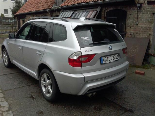 verkauft bmw x3 aut gebraucht 2006 km in. Black Bedroom Furniture Sets. Home Design Ideas