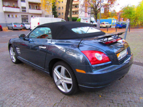 verkauft chrysler crossfire roadster a gebraucht 2006. Black Bedroom Furniture Sets. Home Design Ideas