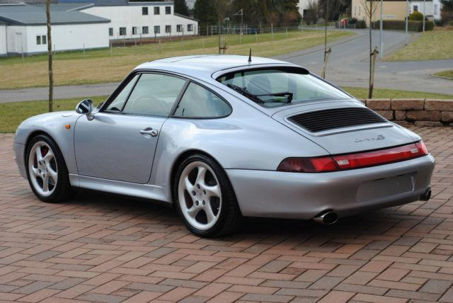 verkauft porsche 911 carrera 4s 911 c gebraucht 1996 km in. Black Bedroom Furniture Sets. Home Design Ideas