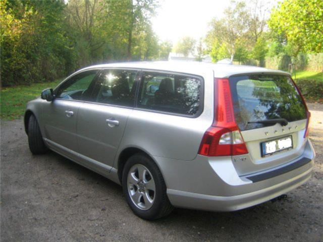 verkauft volvo v70 3 2 awd aut moment gebraucht 2008 km in witten. Black Bedroom Furniture Sets. Home Design Ideas