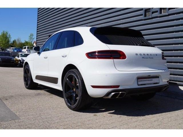verkauft porsche macan turbo panorama gebraucht 2014. Black Bedroom Furniture Sets. Home Design Ideas